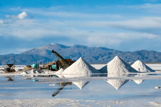 IBAT | Lithium Mine